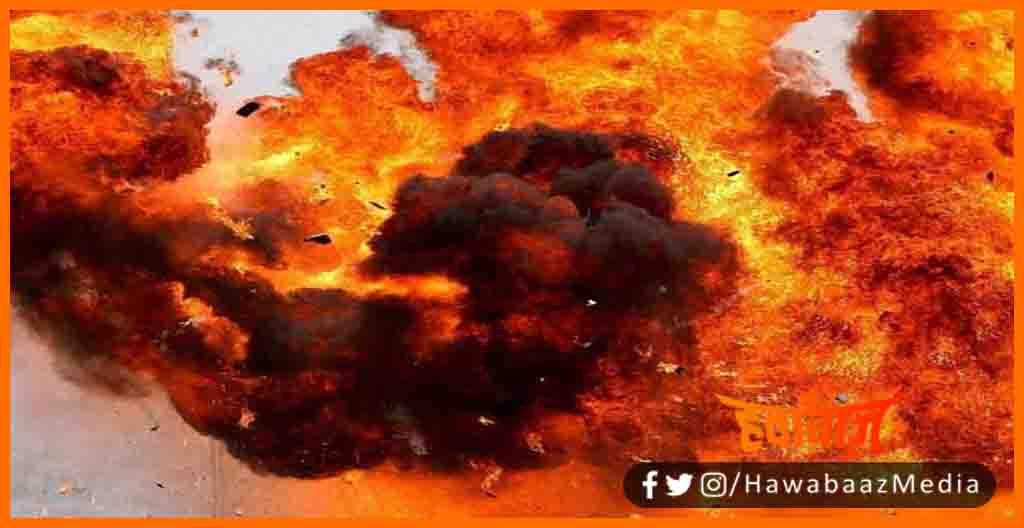 Bomb Blast, Bihar me Bomb Blast, Araria Bomb Blast, Bihar me Fir bomb dhamaka, Bihar news, Bihar lettest news, Bihar khabar, Bihar hindi news, Bihar update, Bihar khabar, Bihar updated news, Bihar big breaking,