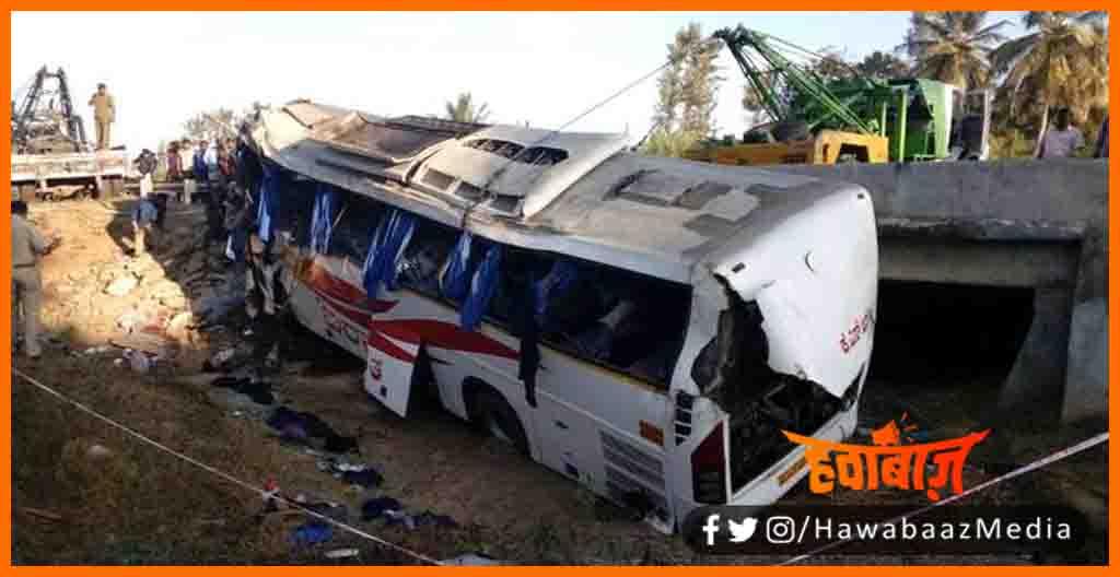 Bus Accidant, Bus accidant in Punjab Highway, Bihari Labour killed in Bus accidant, Punjab roadways, DSP Sadhuram, Bihar news, Bihar hindi news,