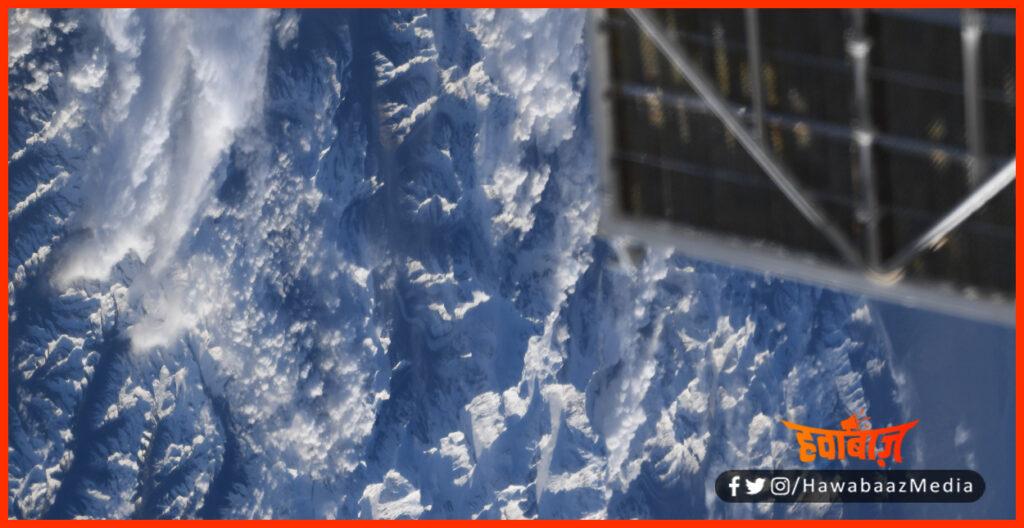 Himalay from Space Station, Himalay ki tasveer, Himalayan view, Rare pic, Space station rare pic, Bihar news,