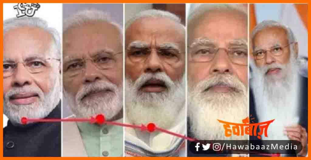 Narendra Modi, Modi ji ki Dadhi,  Chaywale ne modi ji ko bheji chitthi, Modi ji ki chitthi, Chaywala, Maharashtra Tea vendor, Marathi tea vendor, Mumbai,