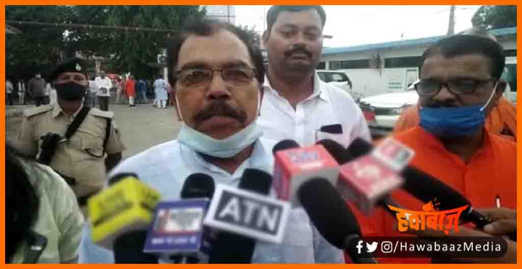 BJP ne De Diya Sahni ko jawab,  Mukesh Sahni ki har baat suni jati hai, Mukesh Sahni utre bagawat par, Mukesh Sahni NDA Vivad, Bihar news, Bihar lettest news, Bihar update, Bihar khabar, Bihar hindi news, Bihar update, Bihar lettest udpate, Bihar khabar,