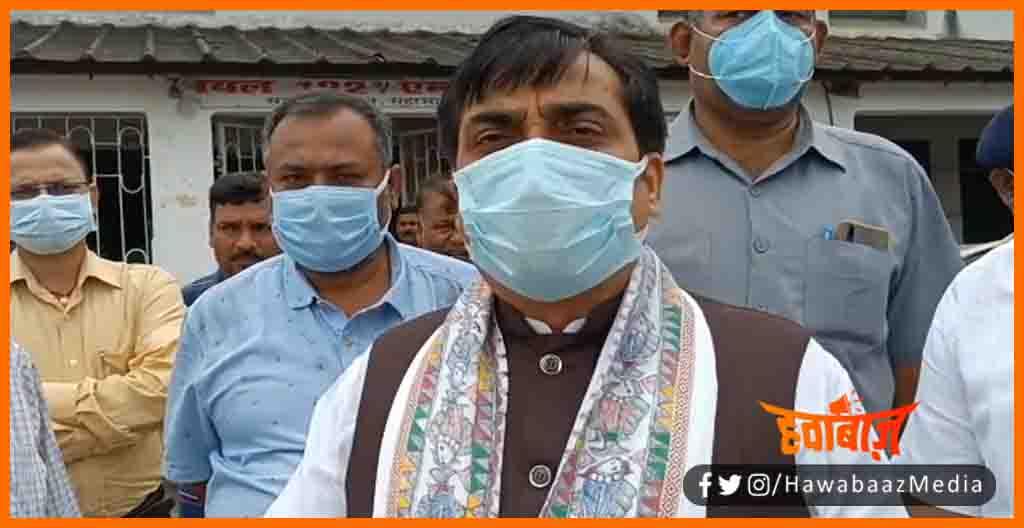 JIvesh Mishra, Saharsa Jila, Bihar news, Saharsa news, Saharsa sadar hospital, Bihar hindi news, Bihar khabar, Bihar samachar, Bihar lettes news, Hindi news,